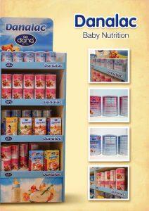 Wonderful Store Item - Full Of Nutrition - Danalac Infant Formula Presentation Showcase