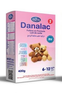 Danalac Baby Infant Formula Stage Two