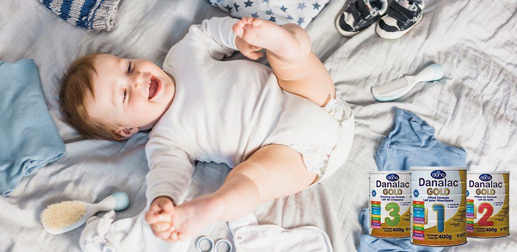 DANALAC Gold Advance infant formula - World Best Baby Milk