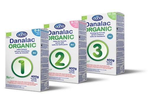 Danalac ORGANIC