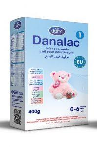 Danalac Baby Infant Formula Stage One