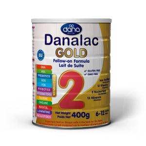 DANALAC Gold Advance Infant Formula Stage 2 - 512