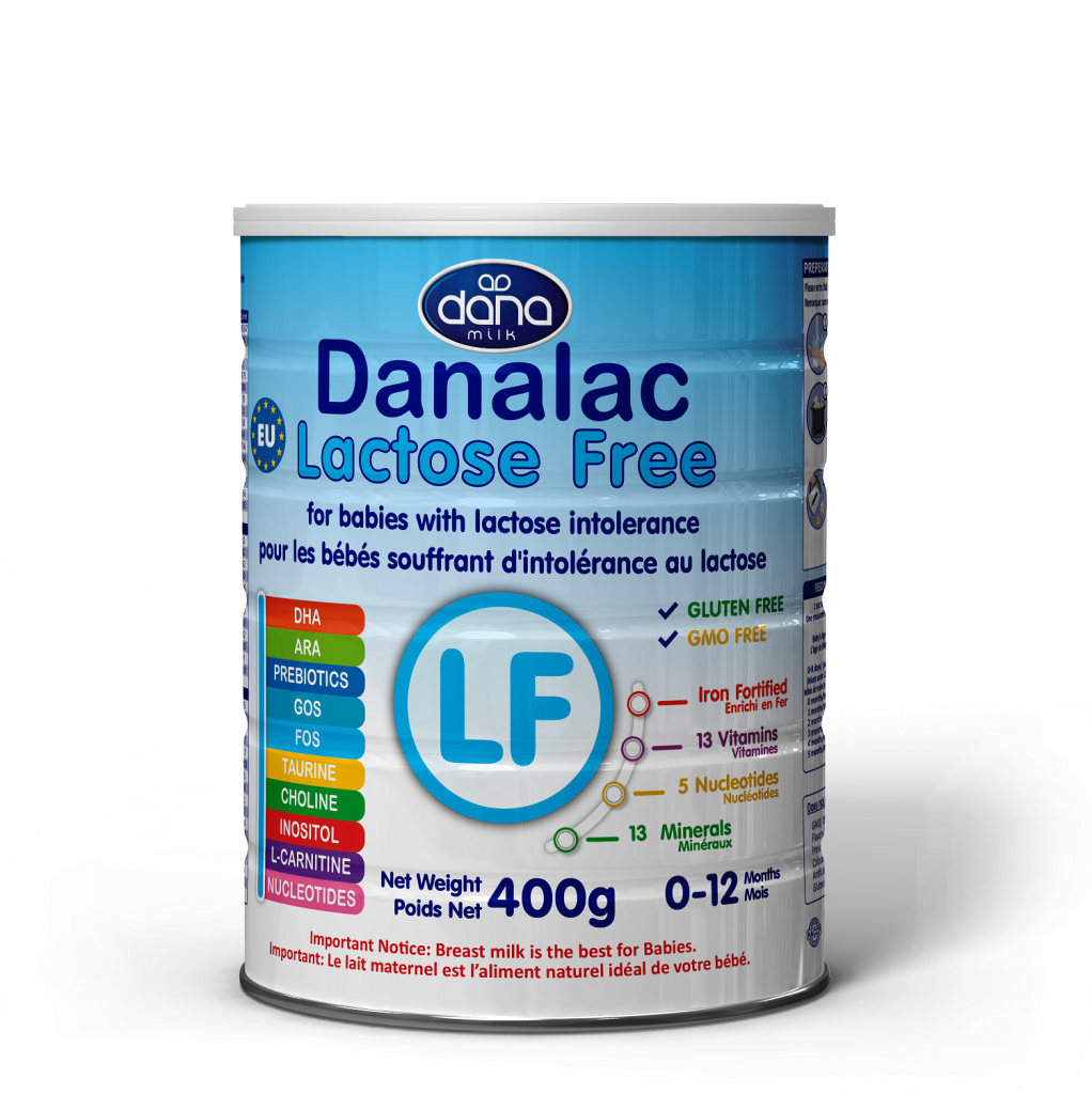 Danalac Infant Formula - Lactose Free - Baby Milk
