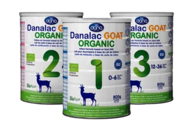 Danalac Goat Organic